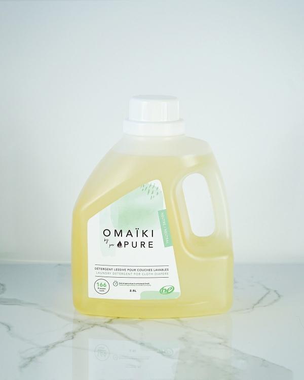 Détergent pour couches lavables (en partenariat avec Omaïki)
