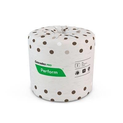 Rouleau de papier de toilette