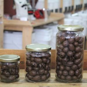 Amandes enrobées – Chocolat lait