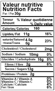 Amandes enrobées – Chocolat lait 2