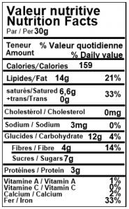 Amandes enrobées – Chocolat noir 70% 2