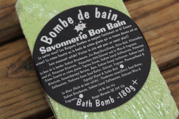 Bain moussant - Poire givrée 1