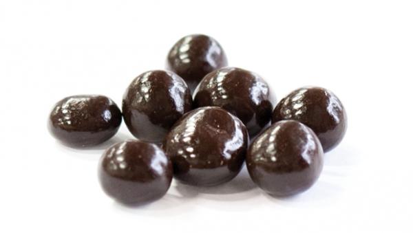 Bleuets enrobés – Chocolat noir 70% 1