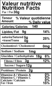 Bleuets enrobés – Chocolat noir 70% 3