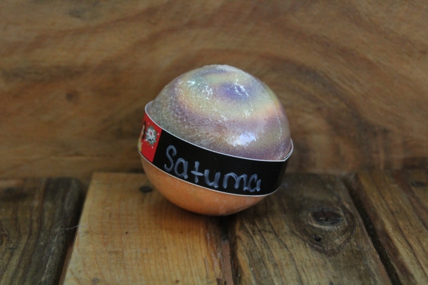 Bombe de bain - Satsuma