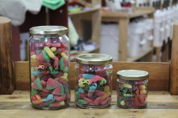 Bonbons mélangés