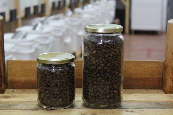 Café - Mexicain brun