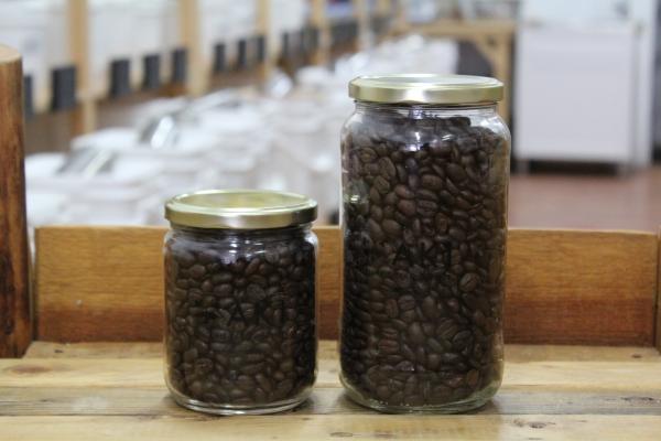Café - Nicaragua mi-noir 1
