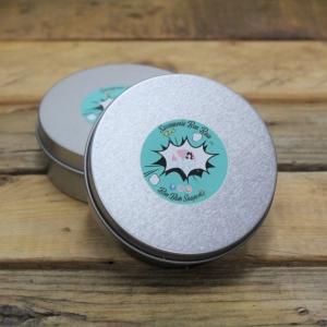 Contenant pour shampoing & revitalisant 1