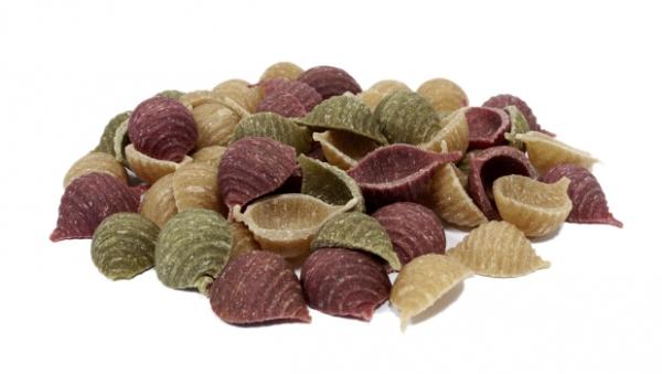 Coquilles aux légumes 1