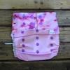 Couche lavable OS Lavande & Jonquille - Fleurs 3