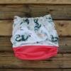 Couches lavables à poche OS - Moufettes 1
