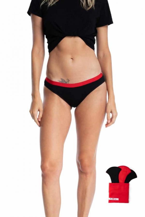 Culotte menstruelle - Bikini