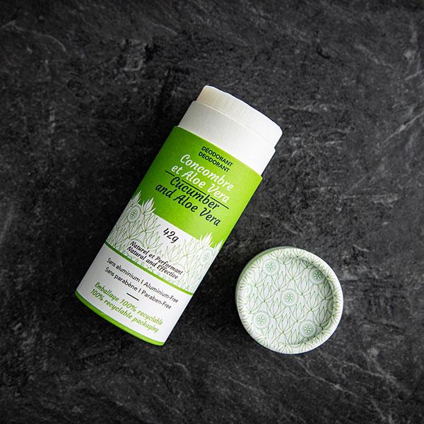 Déodorant naturel - OLA Bamboo