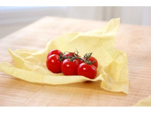 Emballage d'aliments en cire d'abeille (Petit) 1