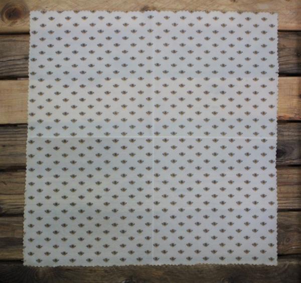 Emballage en cire d'abeille - Grand 1