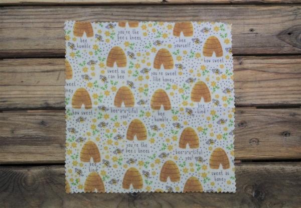 Emballage en cire d'abeille - Petit 3
