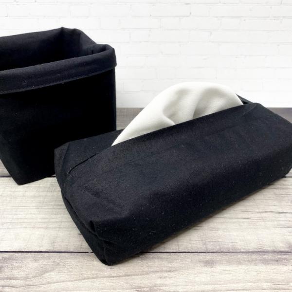 Ensemble de mouchoirs Bateau Bateau - Noir