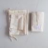 Ensemble zéro déchet (Sacs à vrac et sac à pain) 2
