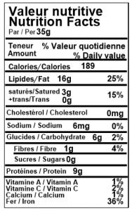 Graines de citrouilles 3