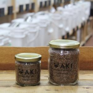 Graines de lin entières biologiques