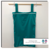Grand sac imperméable (Wet bag) - Turquoise