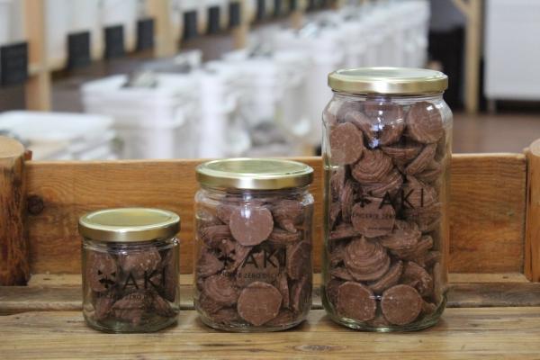 Macarons chocolatés 2