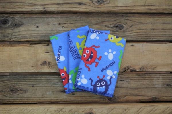 Mouchoirs imprimés (Paquet de 3) 1