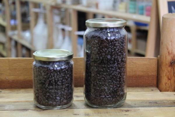 Pépites de chocolat noir 70 % (format mini)