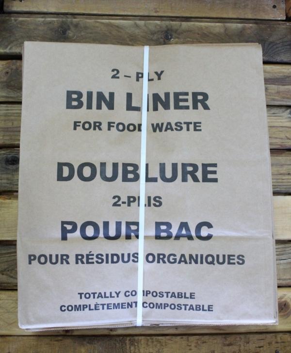 Sac à compost 2 plis - Grand