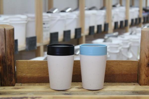 Tasse réutilisable rCUP (8oz) 2