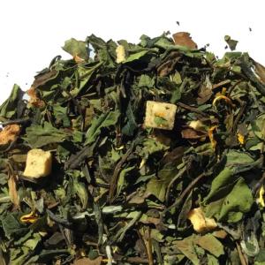 Thé blanc - Manges-poires biologique 1