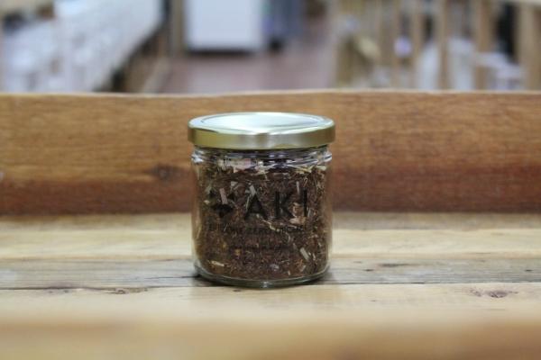Thé noir - Fraises-mangues biologique 1